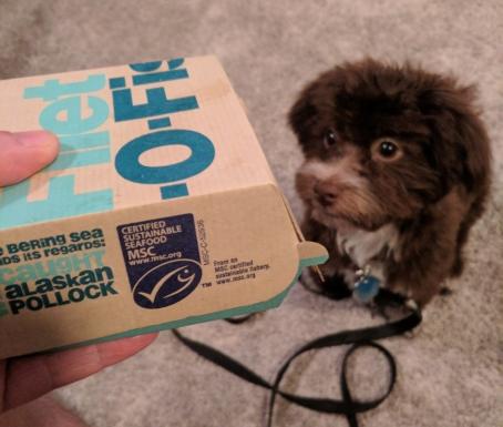 Yeah, Ralphie's a good boy.